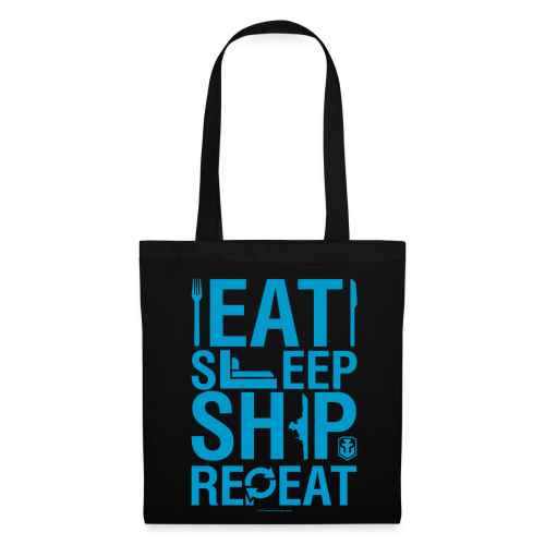 EatSleepShip Collection - Bag - Tote Bag