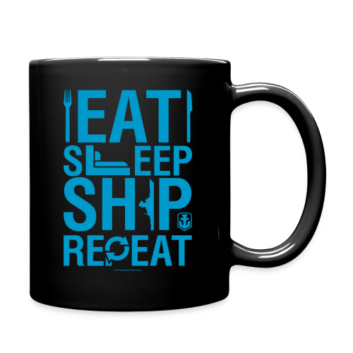 EatSleepShip Collection - Mug - Full Colour Mug
