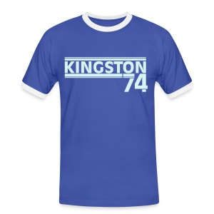 KINGSTON 74  REFLECTEUR - T-shirt contrasté Homme