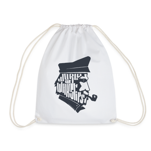 Captain Collection- Gym Bag - Drawstring Bag