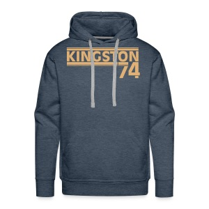 KINGSTON 74  BEIGE - Sweat-shirt à capuche Premium pour hommes