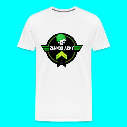 Zennox Army T-Shirt - Men's Premium T-Shirt