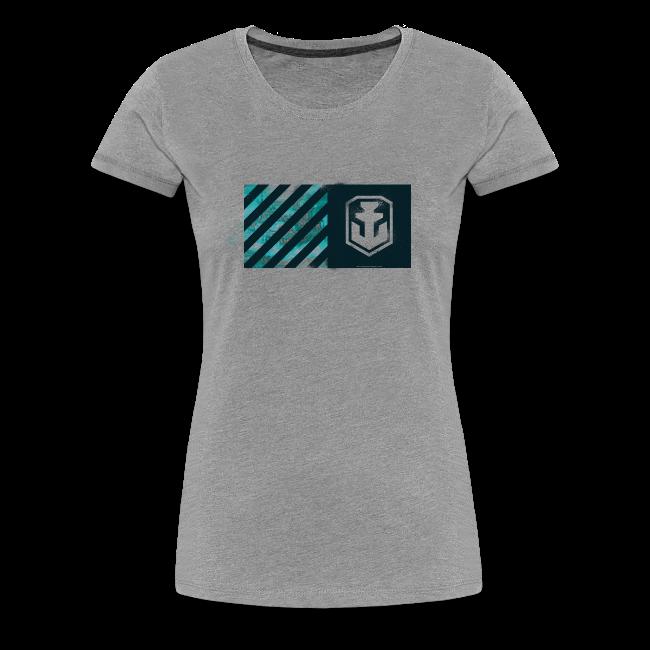 Blue Label Collection - Women's T-Shirt