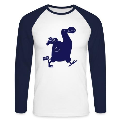 Beatrice Barth Dodo - Männer Baseballshirt langarm