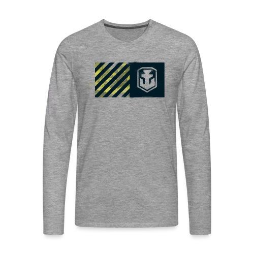 Yellow Label Collection  - Men's Longsleeve Shirt - Men's Premium Longsleeve Shirt