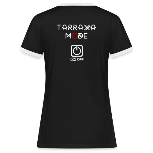 Tarraxa Mode Women (black) - Women's Ringer T-Shirt