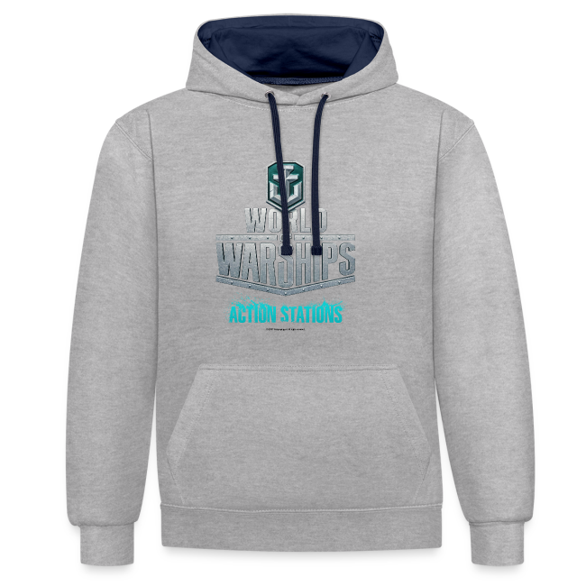 World of Warships Logo Collection - Hoodie