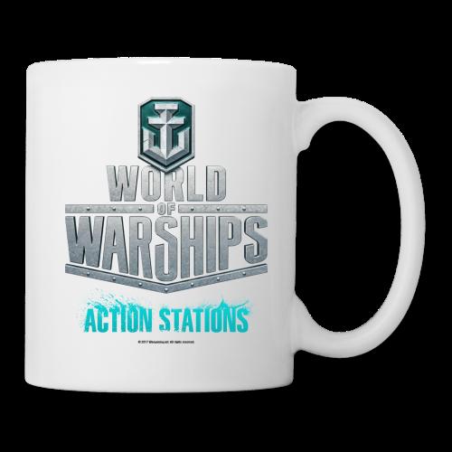 World of Warships Logo Collection - Mug - Mug