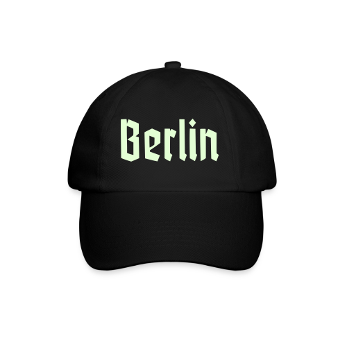BERLIN Fraktur Berlinschrift - Baseballkappe
