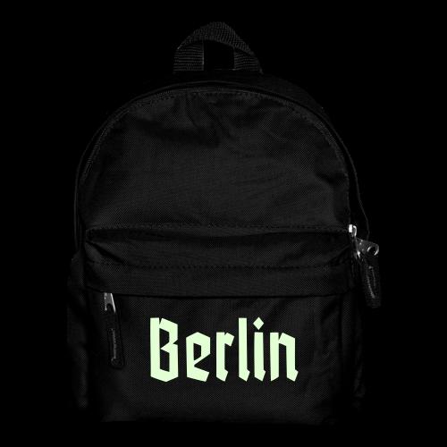 BERLIN Fraktur Berlinschrift - Kinder Rucksack