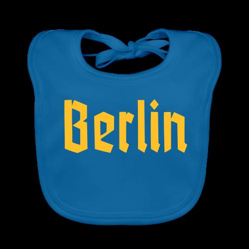 BERLIN Fraktur Berlinschrift - Baby Bio-Lätzchen