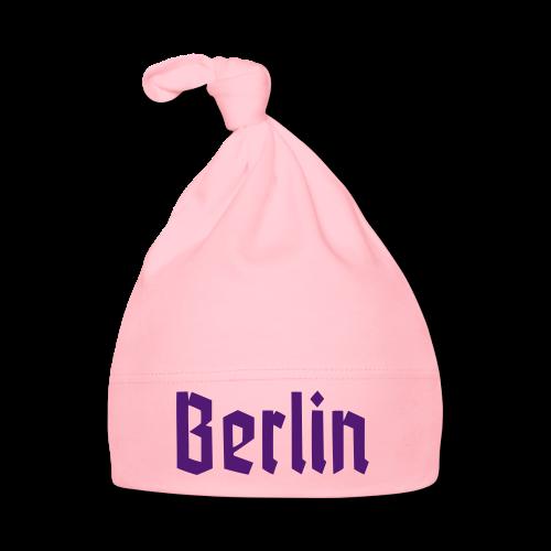 BERLIN Fraktur Berlinschrift - Baby Mütze