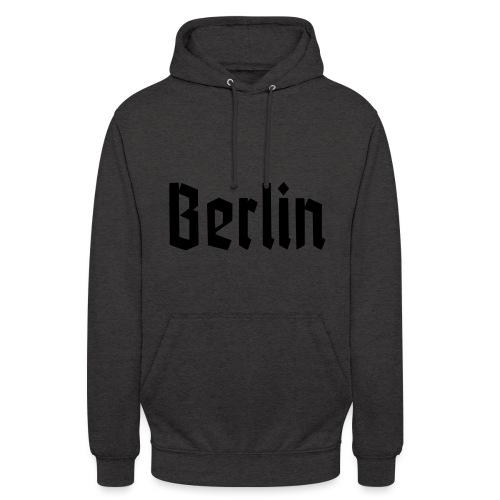 BERLIN Fraktur Berlinschrift - Unisex Hoodie