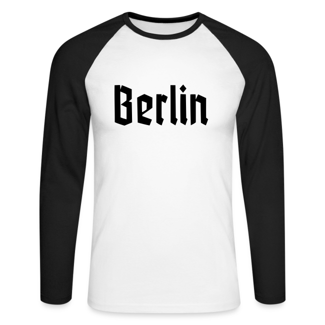 BERLIN Fraktur Berlinschrift