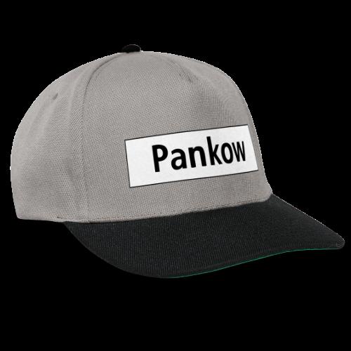 PANKOW Berlin  - Snapback Cap