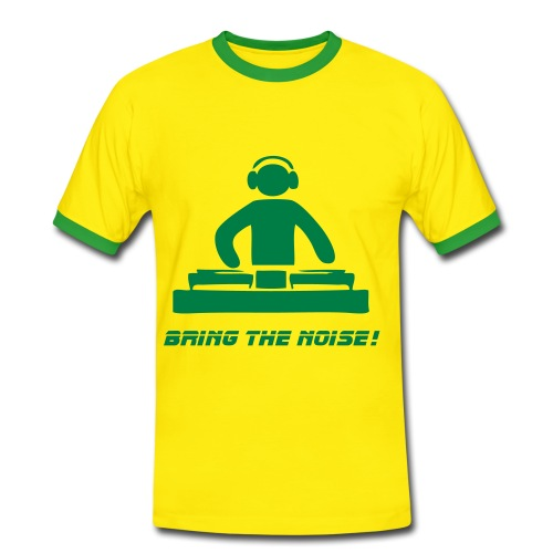Bring the Noise - Men's Ringer Shirt