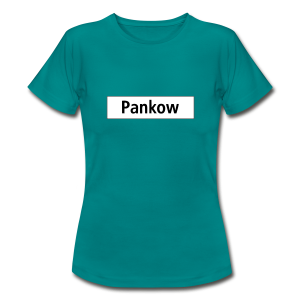 PANKOW Berlin  - Frauen T-Shirt