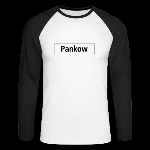 PANKOW Berlin  - Männer Baseballshirt langarm
