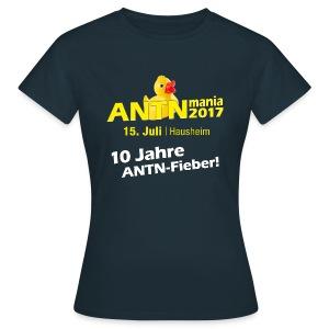 Damen-Shirt Ich bin dabei! - Frauen T-Shirt
