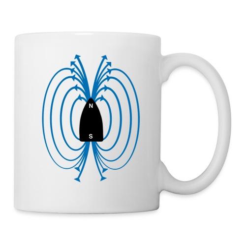 Iron Magnet Mug (Right-Handed) - Mug