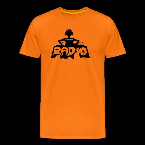DJ Producer T-Shirt E-Rocker - Männer Premium T-Shirt