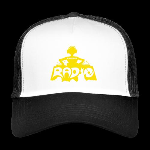 DJ Producer Cap E-Rocker - Trucker Cap