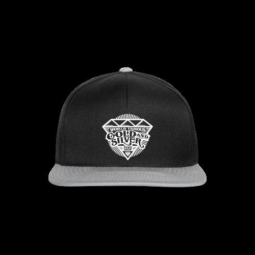 World Famous Gold & Silver Pawn Shop Diamond - Snapback Cap