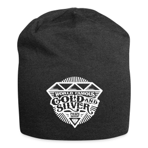 World Famous Gold & Silver Pawn Shop Diamond - Jersey Beanie
