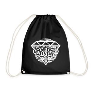 World Famous Gold & Silver Pawn Shop Diamond - Drawstring Bag