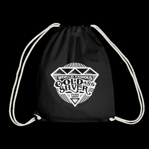 World Famous Gold & Silver Pawn Shop Diamond - Drawstring Bag