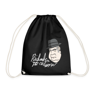 Richard The old Man Harrison - Drawstring Bag