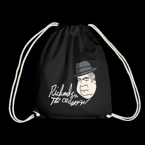 Richard The old Man Harrison - Drawstring Bag