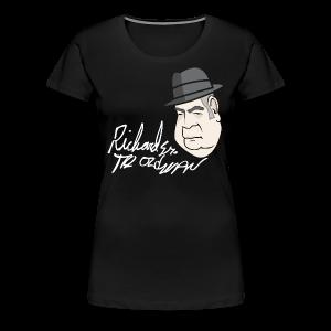 Richard The old Man Harrison - Women's Premium T-Shirt