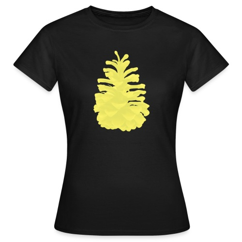 Pinecone™ - Cover Female - Vrouwen T-shirt