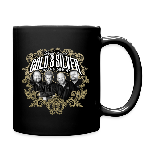 World Famous Gold & Silver Pawn Shop Stars - Full Colour Mug