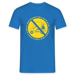 FAT'ASS - Mannen T-shirt