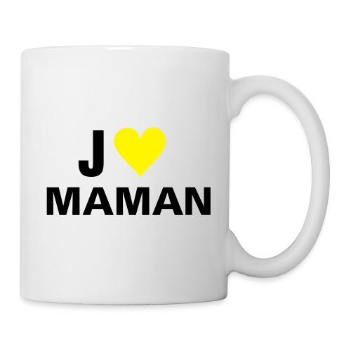 MOULAYE FAMILLY - Mug blanc