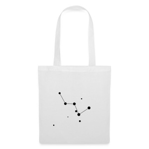 Cassiopeia Constellation Tote Bag - Tote Bag