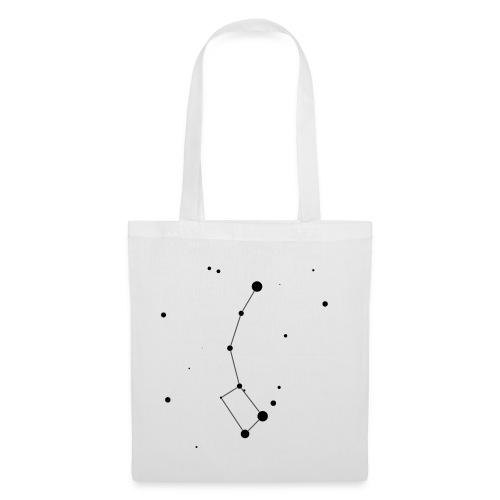 Ursa Minor Constellation Tote Bag - Tote Bag