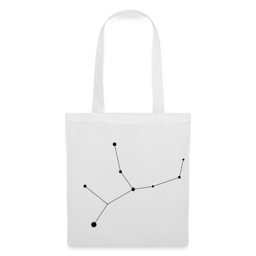 Virgo Constellation Tote Bag - Tote Bag