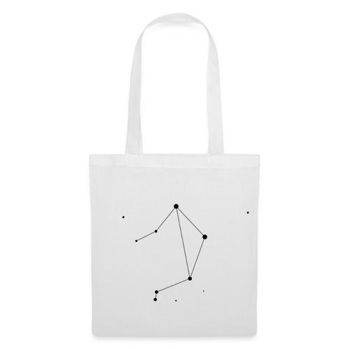 Libra Constellation Tote Bag - Tote Bag