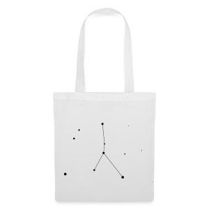 Cancer Constellation Tote Bag - Tote Bag