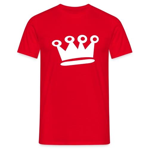 Crown! - Men's T-Shirt