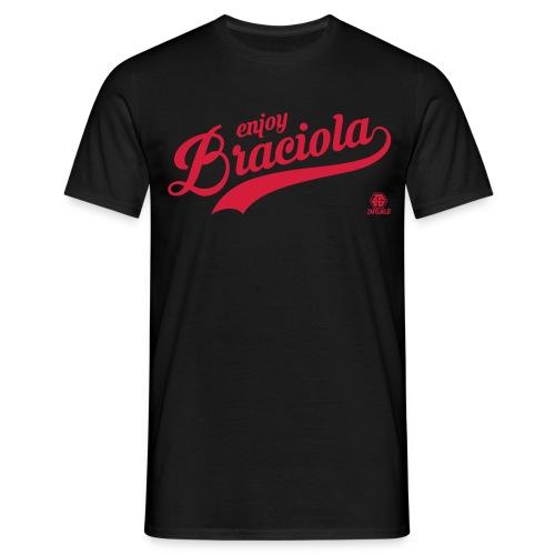 #braciola - Uomo  - Maglietta da uomo