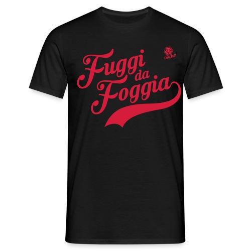 #fuggidafoggia - Uomo - Maglietta da uomo