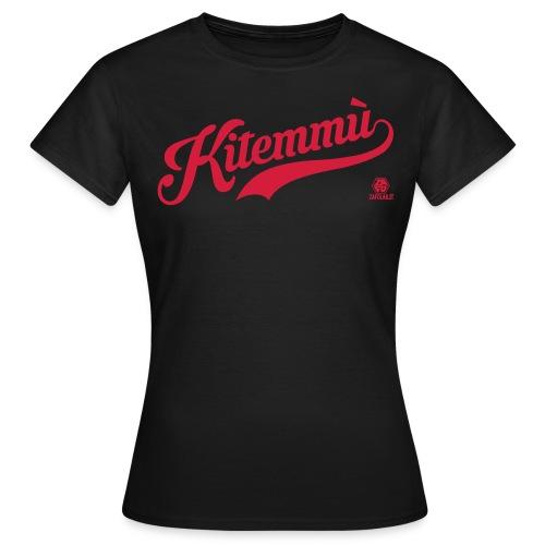 #kitemmù - Donna - Maglietta da donna