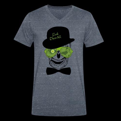 FIRAVAKA C.L.O.M.N. ★ T-SHIRT - T-shirt bio col V Stanley & Stella Homme