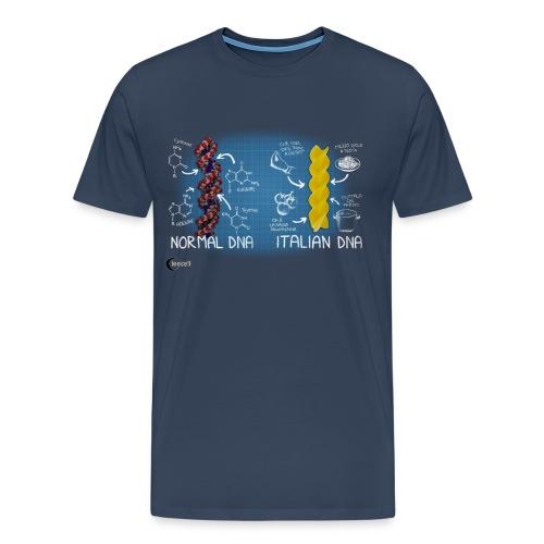 Italian DNA - Men's Premium T-Shirt