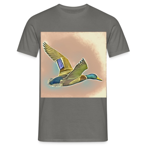 Flying Duck - Men's T-Shirt