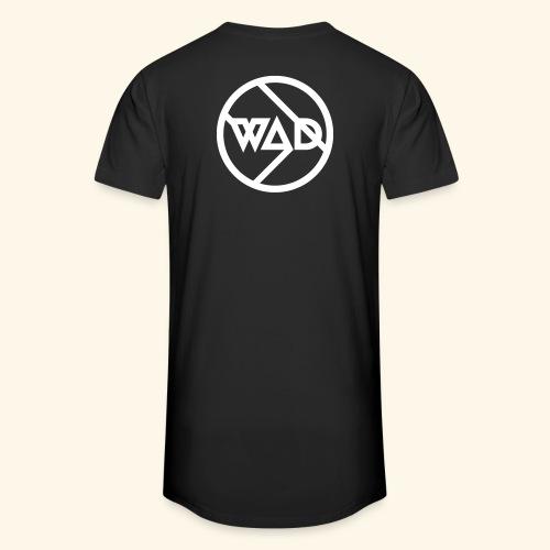 WAD Round long T-shirt - T-shirt long Homme